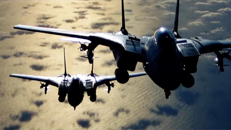 电影: 这才叫顶级空战, 三十年最好的美国空战大片, 战机炫酷过瘾