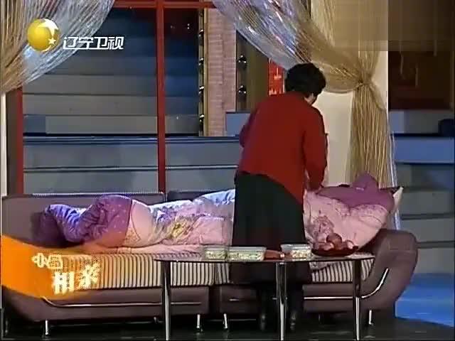 赵本山小品《相亲》接地气的一位高水平的表演艺术家。超搞笑
