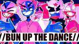 bun up the dance//animation meme//(countryhumans