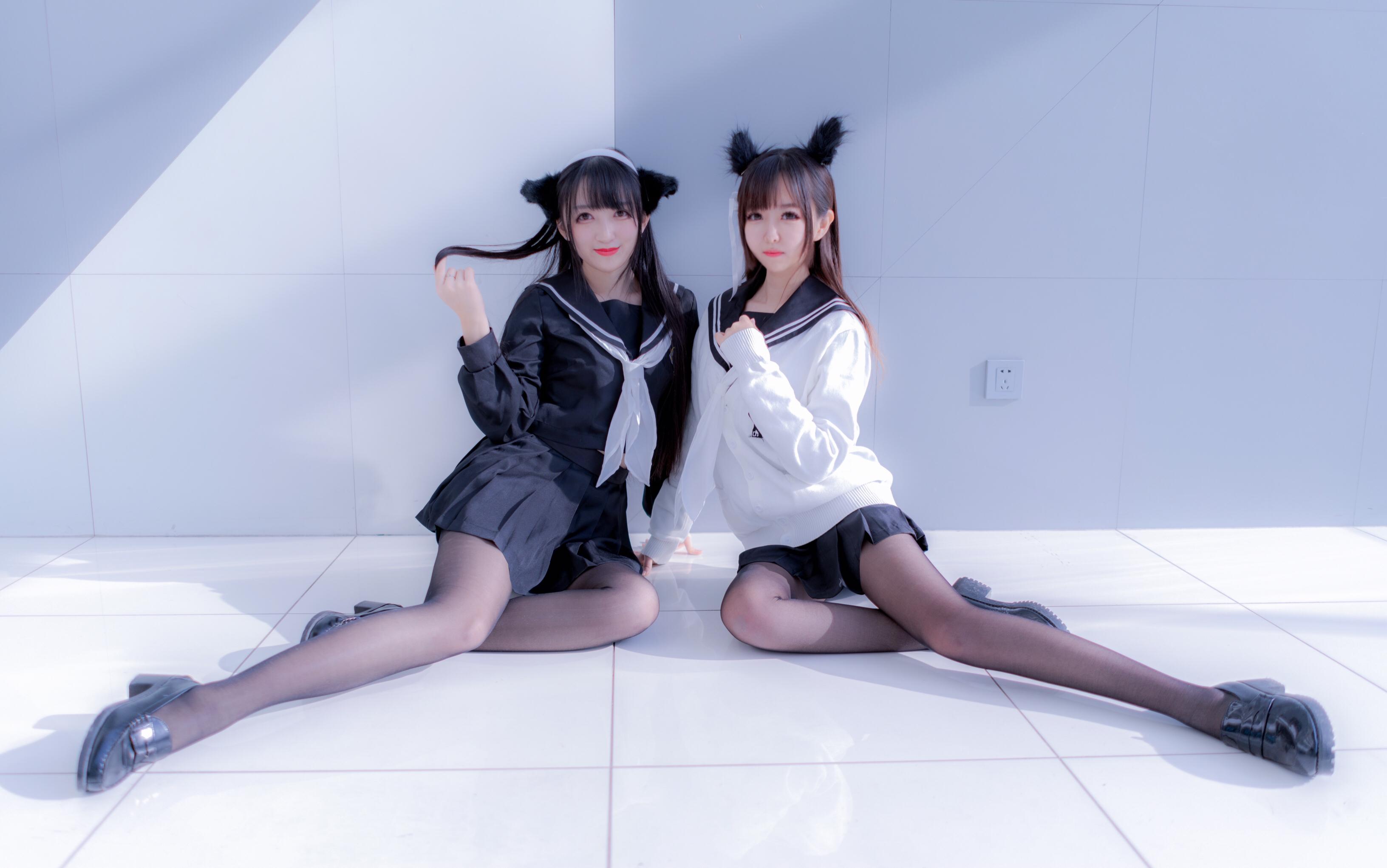 【白依x西瓜新】兔子舞 【结尾诶嘿嘿~】