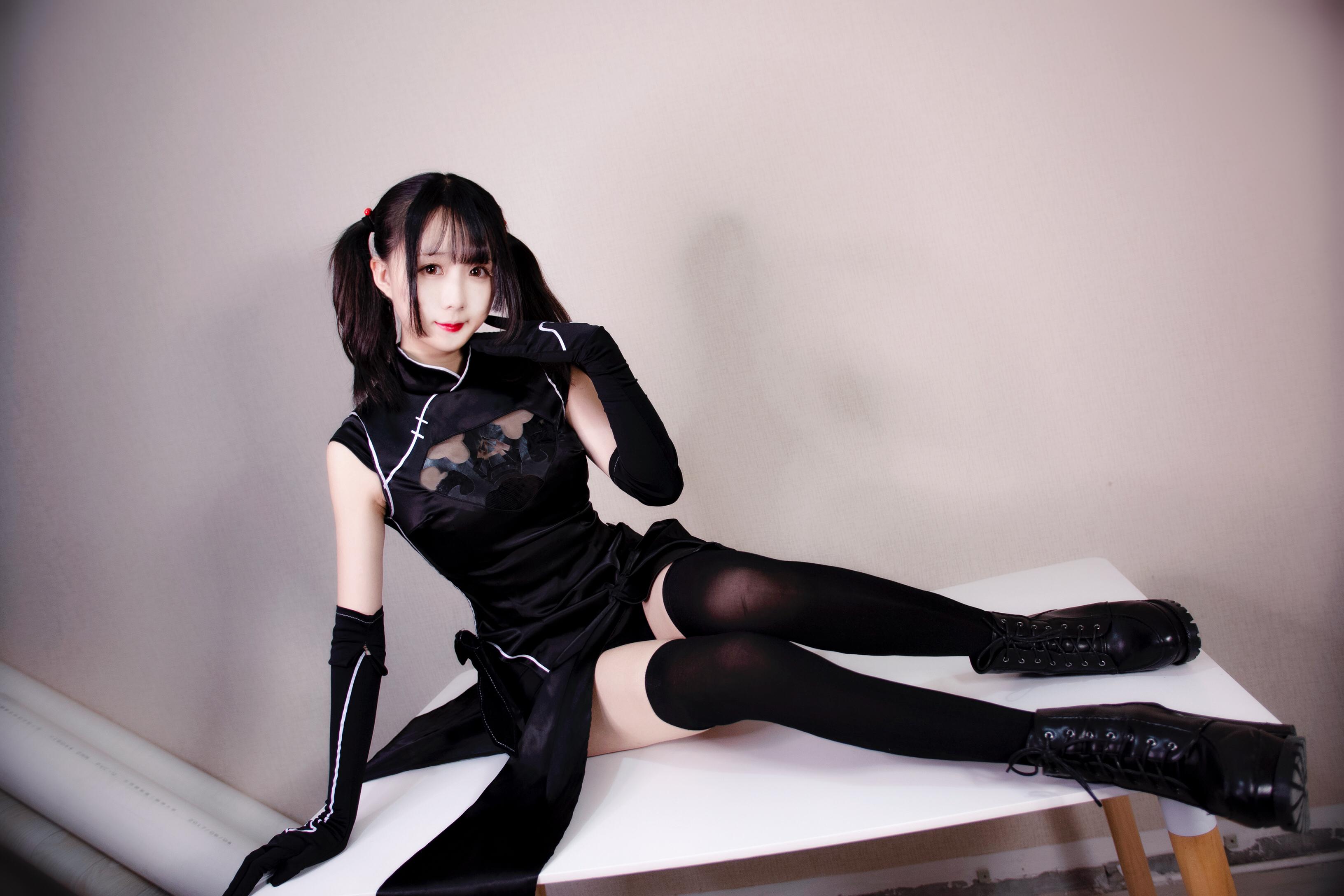 【总裁菲】极乐净土-13cm高跟+旗袍❀这样的小姐姐你喜欢吗