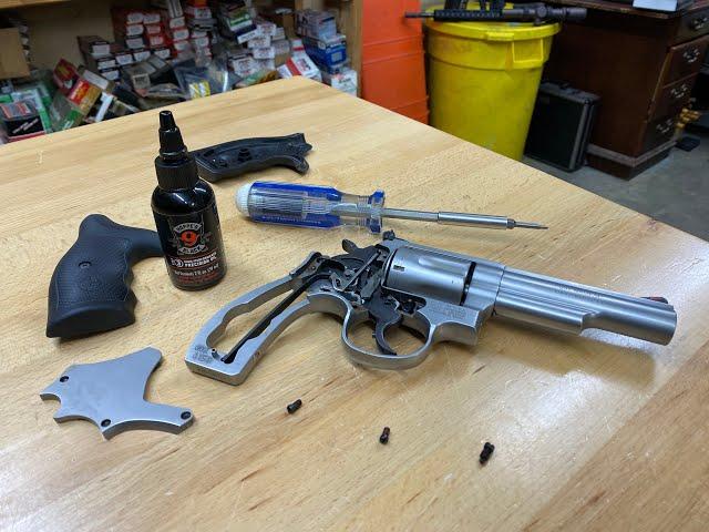hidden revolver safety