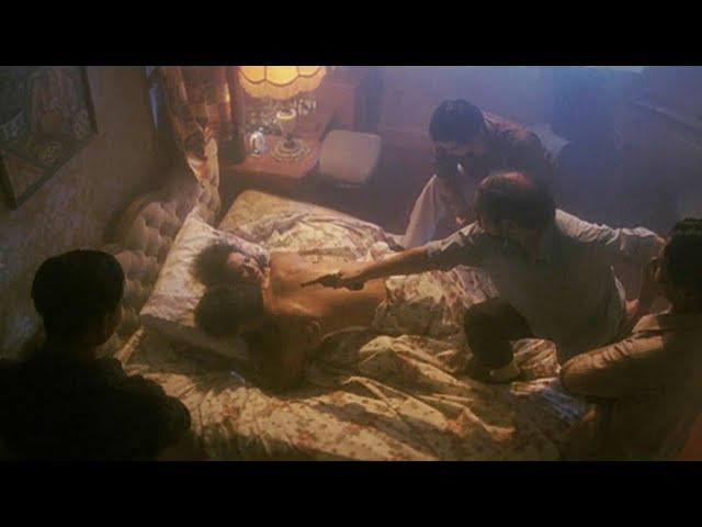 【十点放映室】小伙貪吃睡大哥女人,用槍指著讓他在兄弟們面前用力c,不然就得死 小师妹