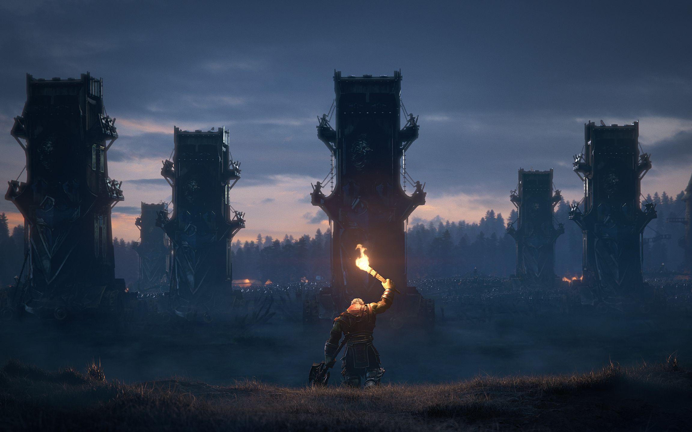 【魔兽世界】电影级游戏CG混剪 - 经典再现