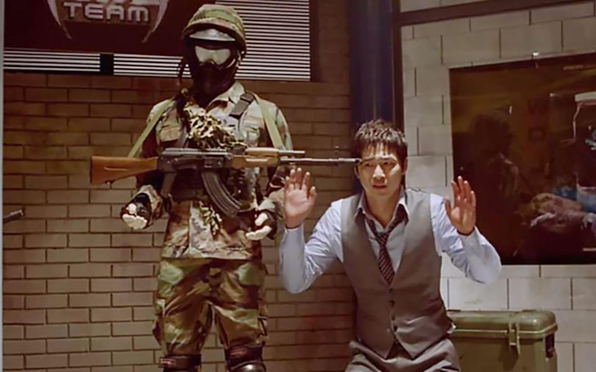 【电影盘点】那些操作猛如虎的电影片段 第188弹