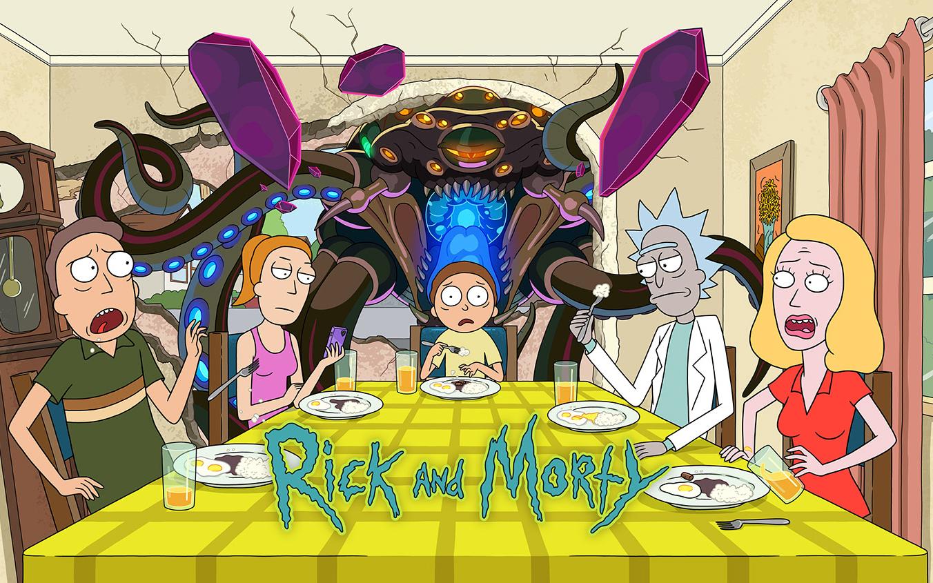【独家】《瑞克和莫蒂》第五季第三集:爷孙都恋爱了?