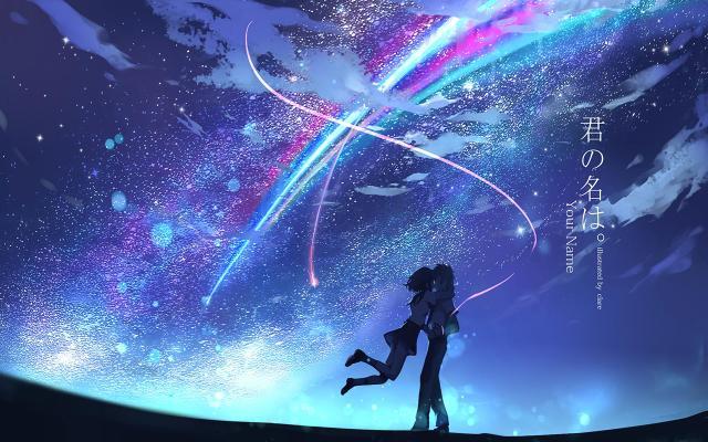 【乌拉喵】每当你向我走来,告诉我「星辰大海」