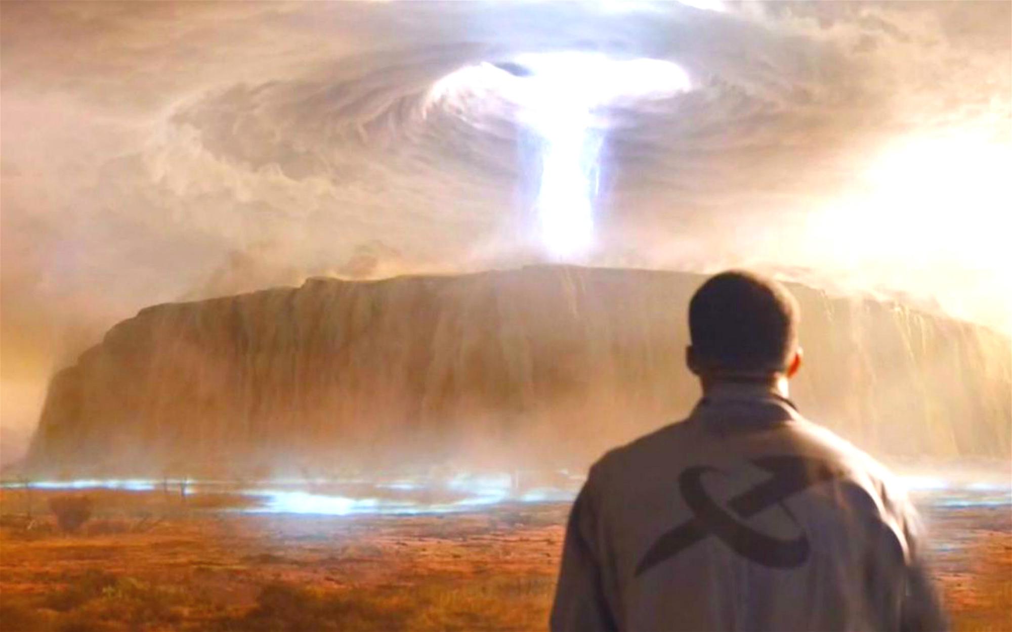 男子偷偷钻进神级文明飞船,在到达外星人母星后,被那里的科技吓傻 !