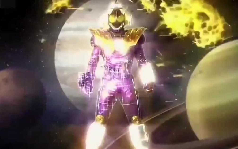 所有假面骑士最终附加形态的变身,以及终结技!