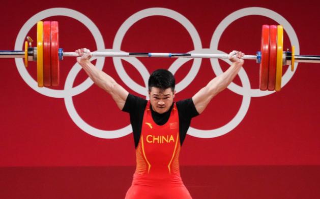 第12金!举重男子73公斤级决赛石智勇破世界记录