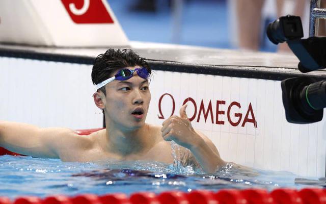 【全程回放】男子个人200米混合泳决赛 汪顺夺冠