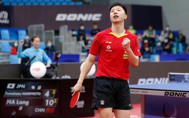 【全程回放】乒乓球男单半决赛 马龙晋级国乒提前锁定金银牌