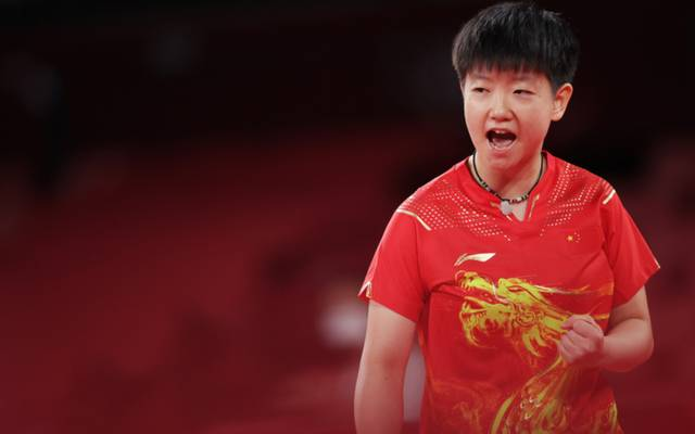 【全程回放】女单乒乓球半决赛 孙颖莎4:0横扫对手进入决赛