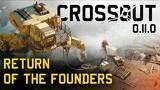crossout -  return of the founders  gameplay trailer