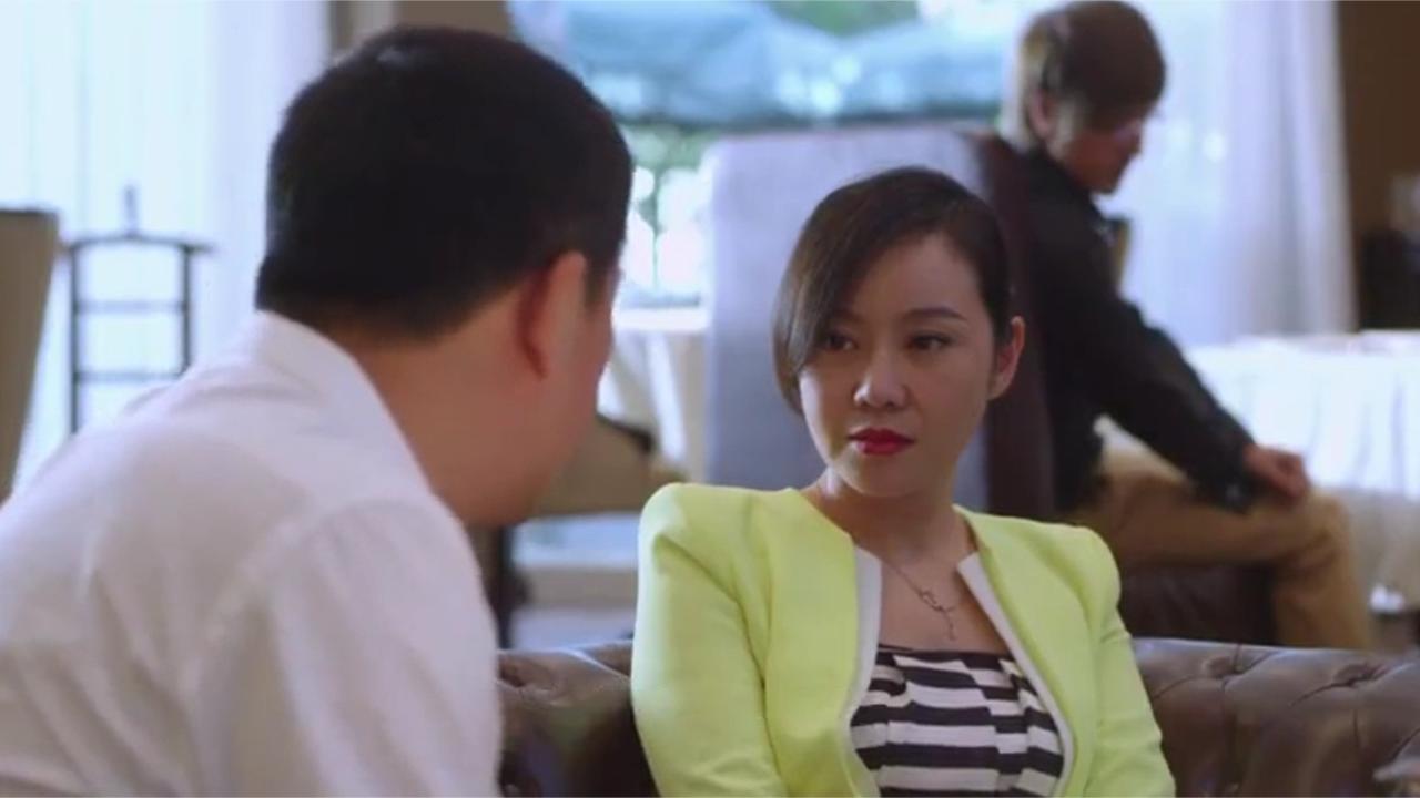 影视: 司机搅黄女老板约会, 得逞后就想逃跑, 谁知被扣下赔老公
