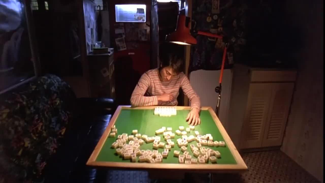 新年财: 这才是高手, 一手烂牌打出十八罗汉, 当场打哭对手, 厉害