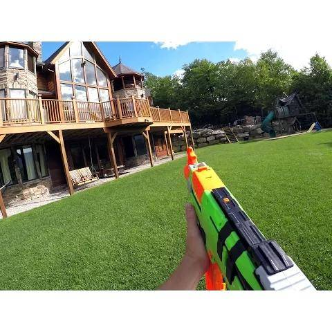 nerf war: the estate