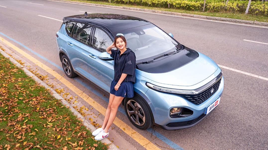 7.88万跨界SUV+MPV! 新宝骏RM-5能否扛起万能家用大旗?