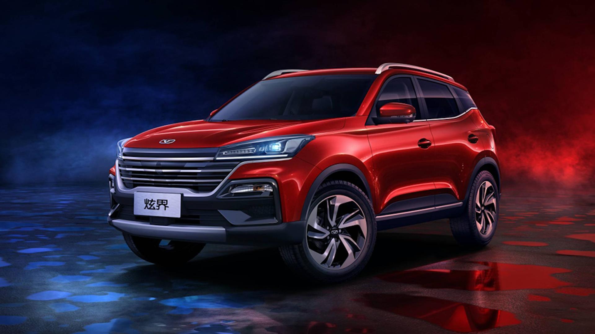 「汽车V报」凯翼全新紧凑型SUV官图发布;奥迪RS Q8国内谍照曝光-20191218
