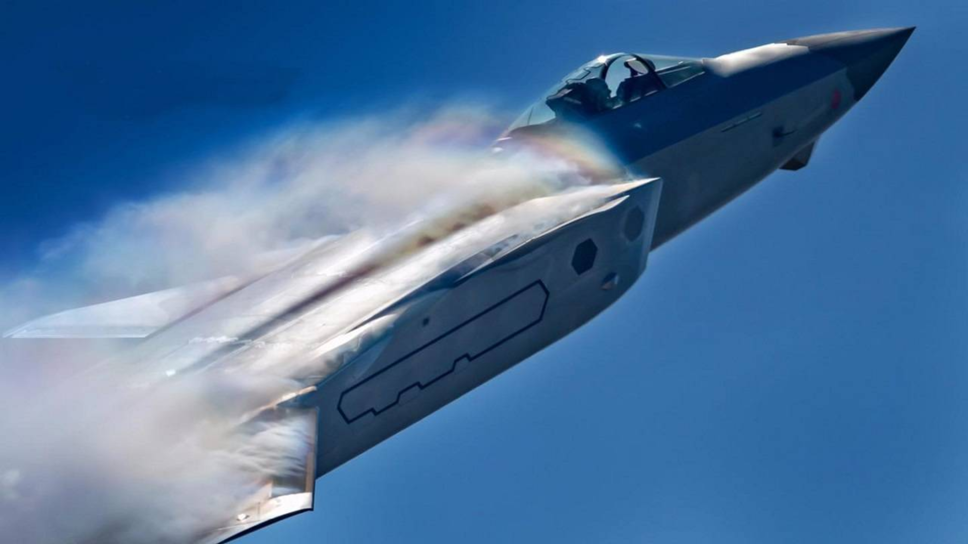 歼20为追赶F22冒险采用两项新设计,最终大获成功