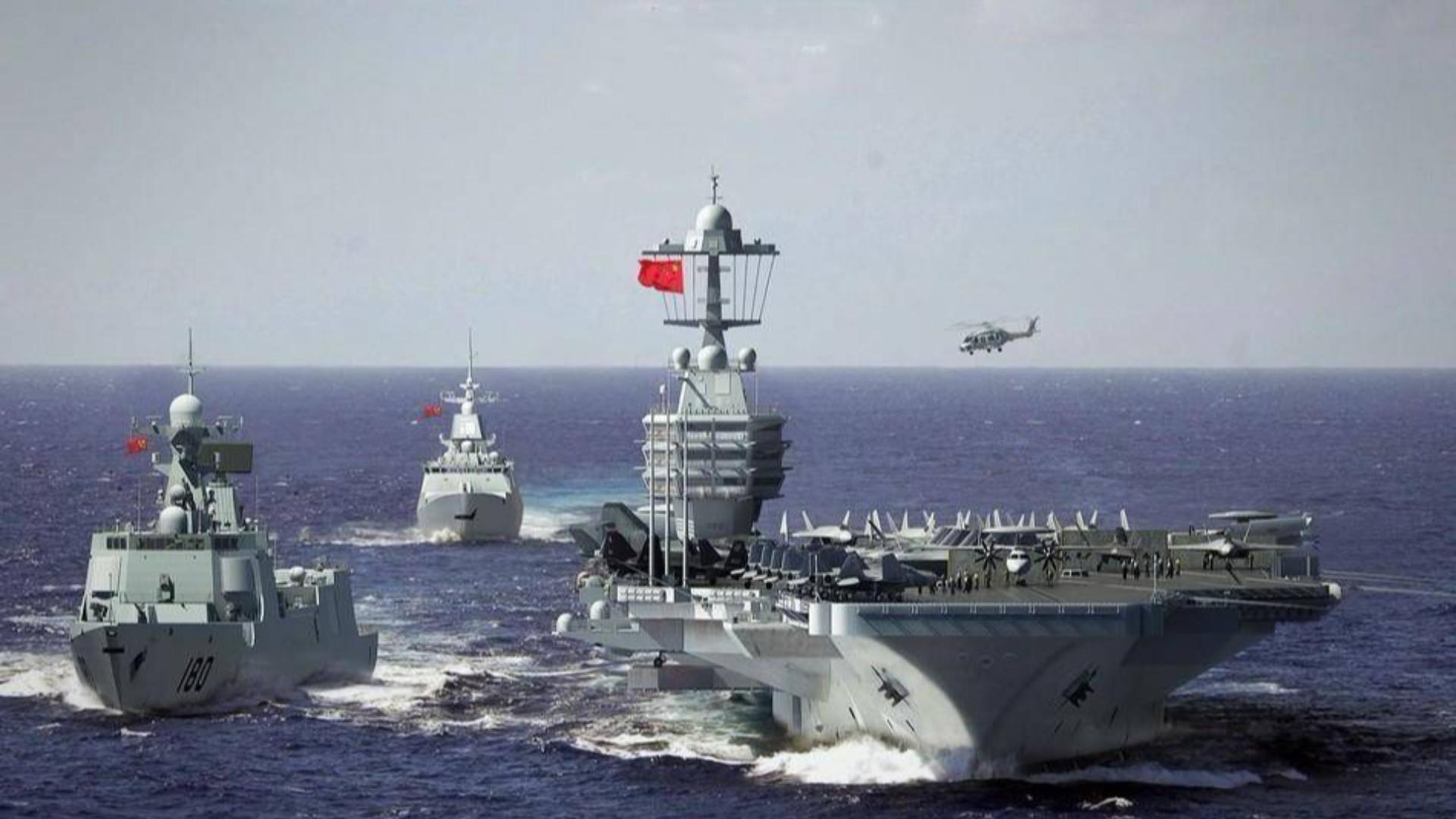 人均不足一艘,未来中国究竟需要多少艘航母才行?6艘够不?