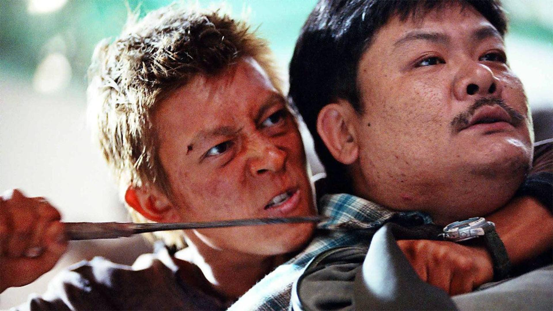香港黑色犯罪电影,陈冠希说了不到10句话,却成为他的巅峰之作!