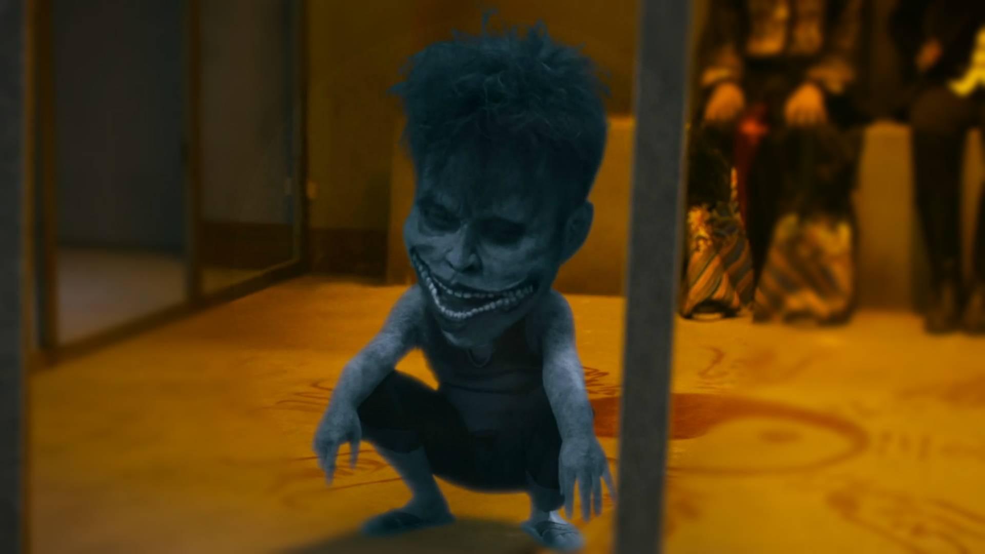 小鬼被冥界警察关进监狱,刑满出狱才能去投胎,一部喜剧奇幻电影