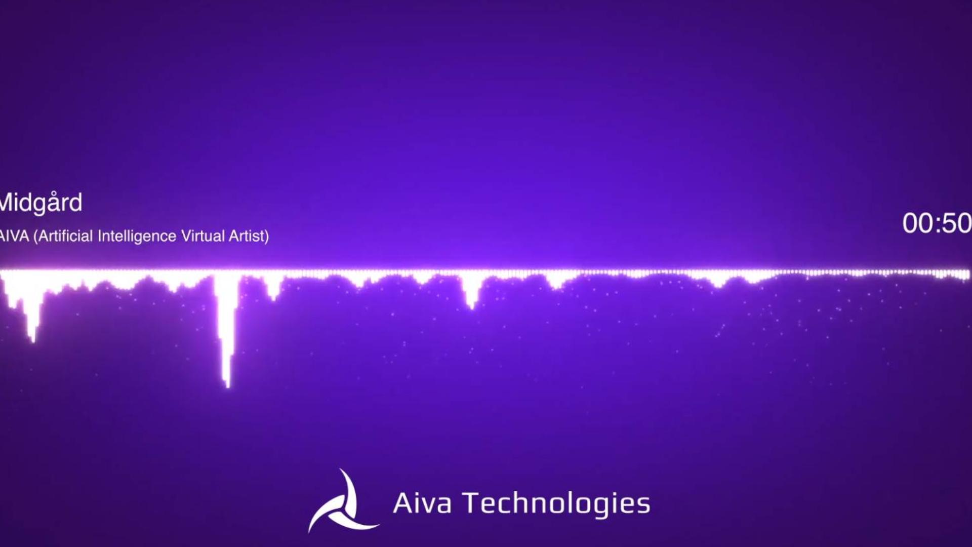 【人工智能作曲】你能听出来这首曲子是AI创作的么? Aiva 2019