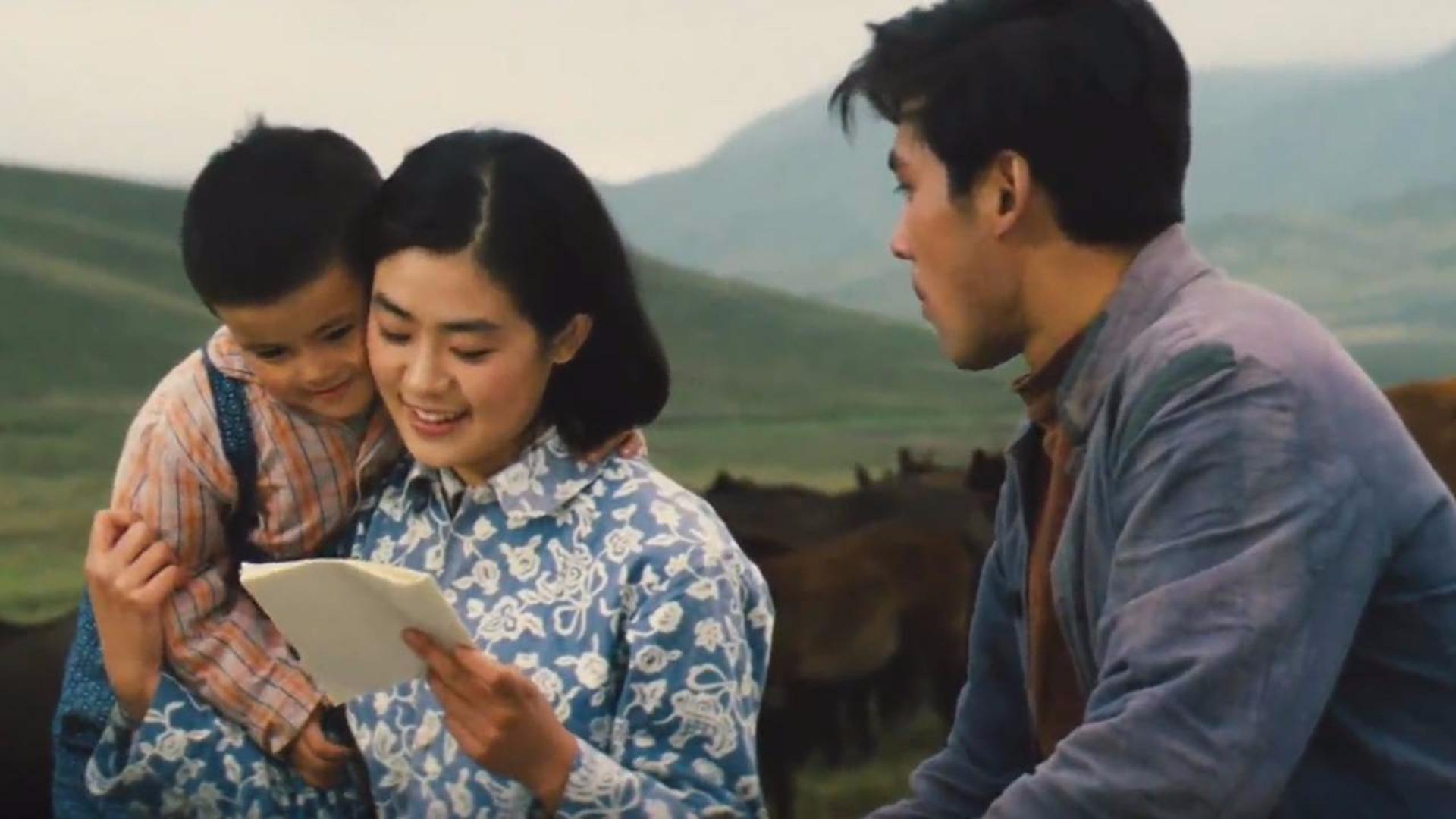 父辈那个年代的爱情,纯粹的让人羡慕,7分钟看完朱时茂《牧马人》解说