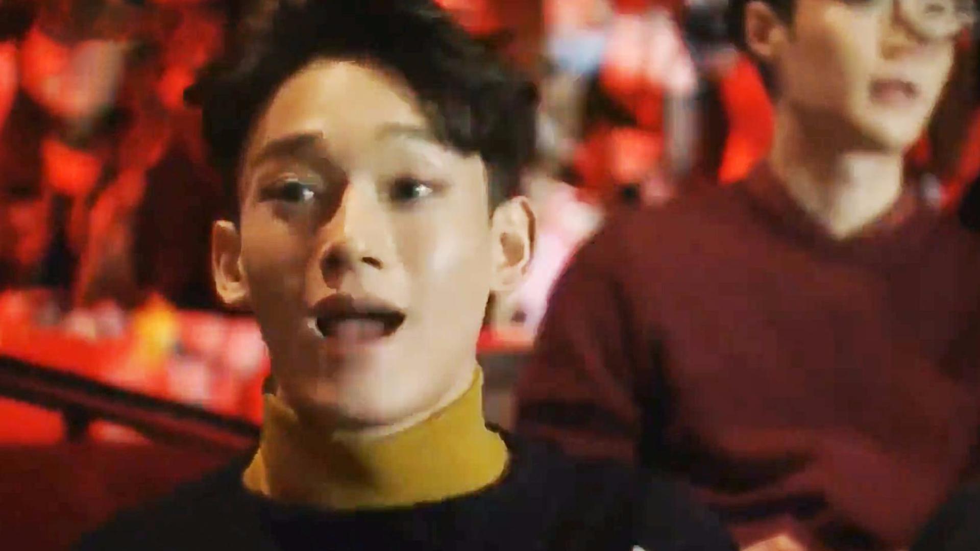 中韩歌会上,霍尊一首《卷珠帘》惊艳全场,韩国人:来砸场子的吧