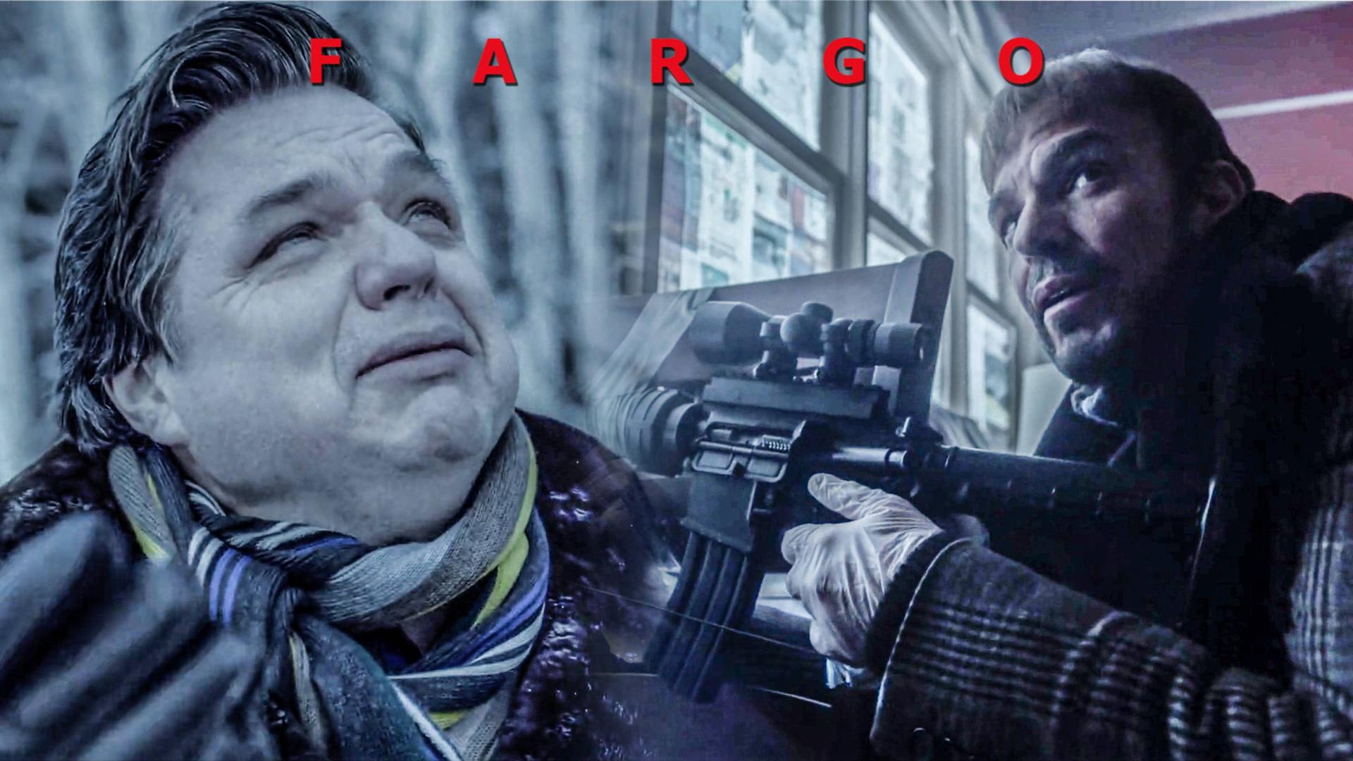 【墨菲】《冰血暴》第一季5期:国王难逃十灾,马尔沃连环虐杀,莱斯特黑化出师