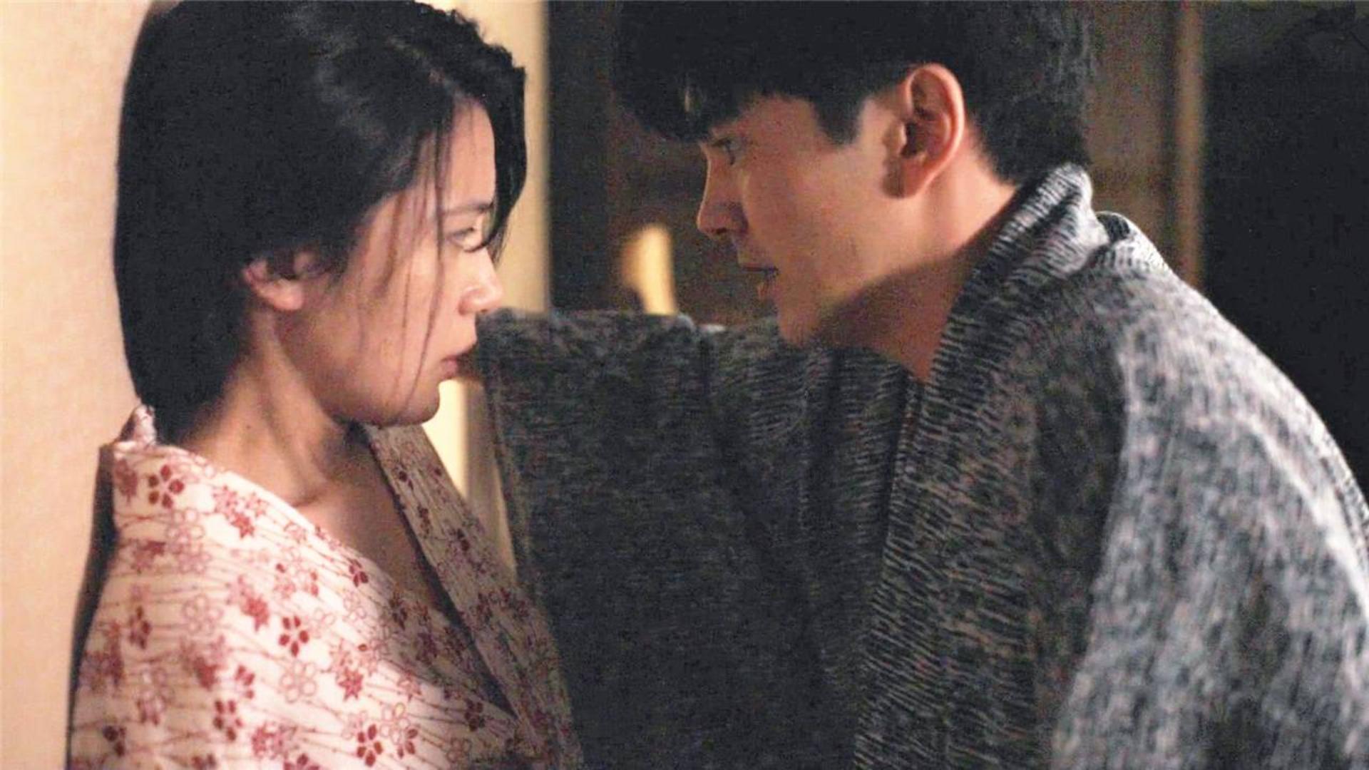 因为嫁了不爱的男人,她决定成全妹妹!日本电影《花芯》