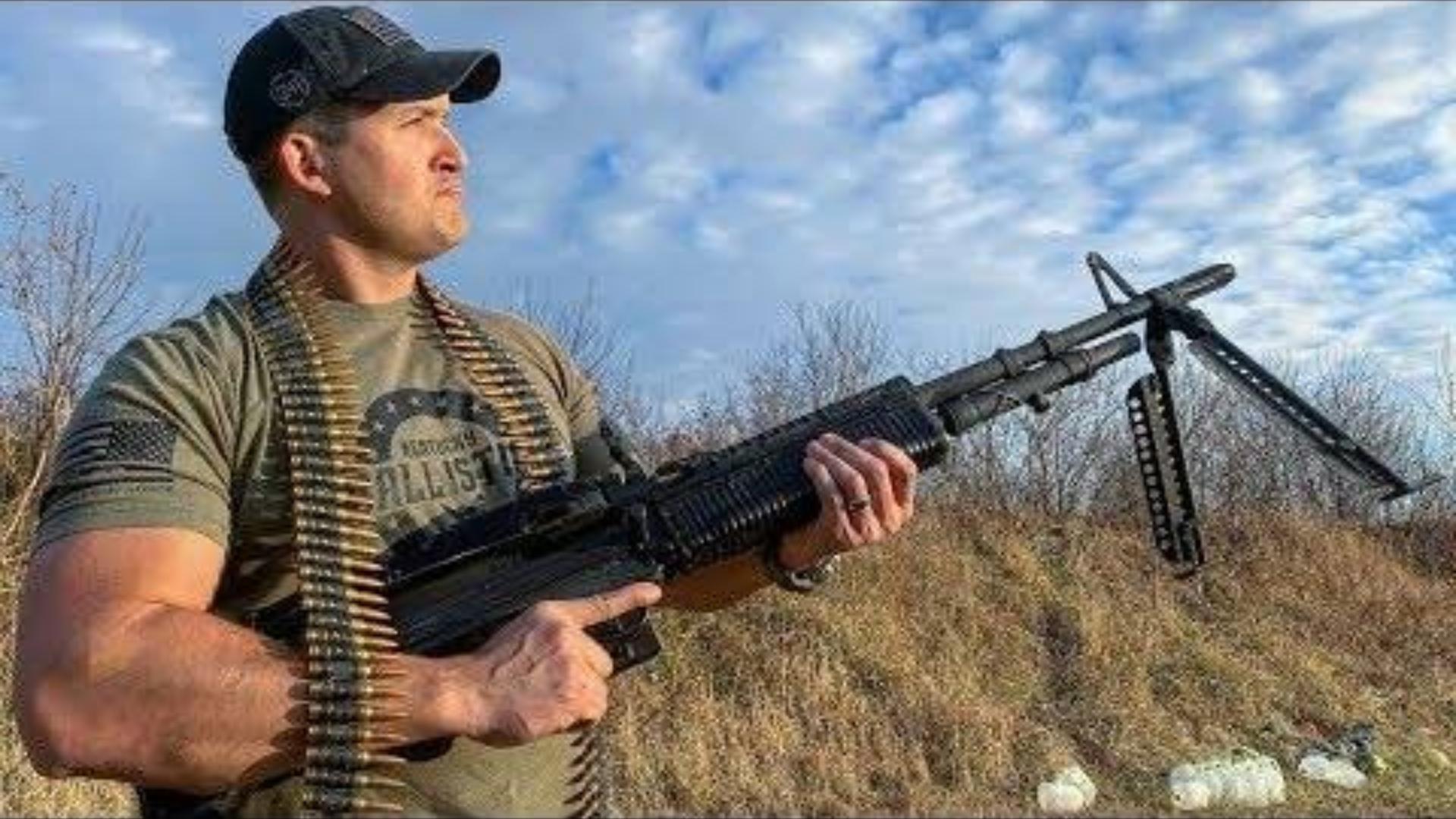 [Kentucky Ballistics]试射CMMG全自动武器