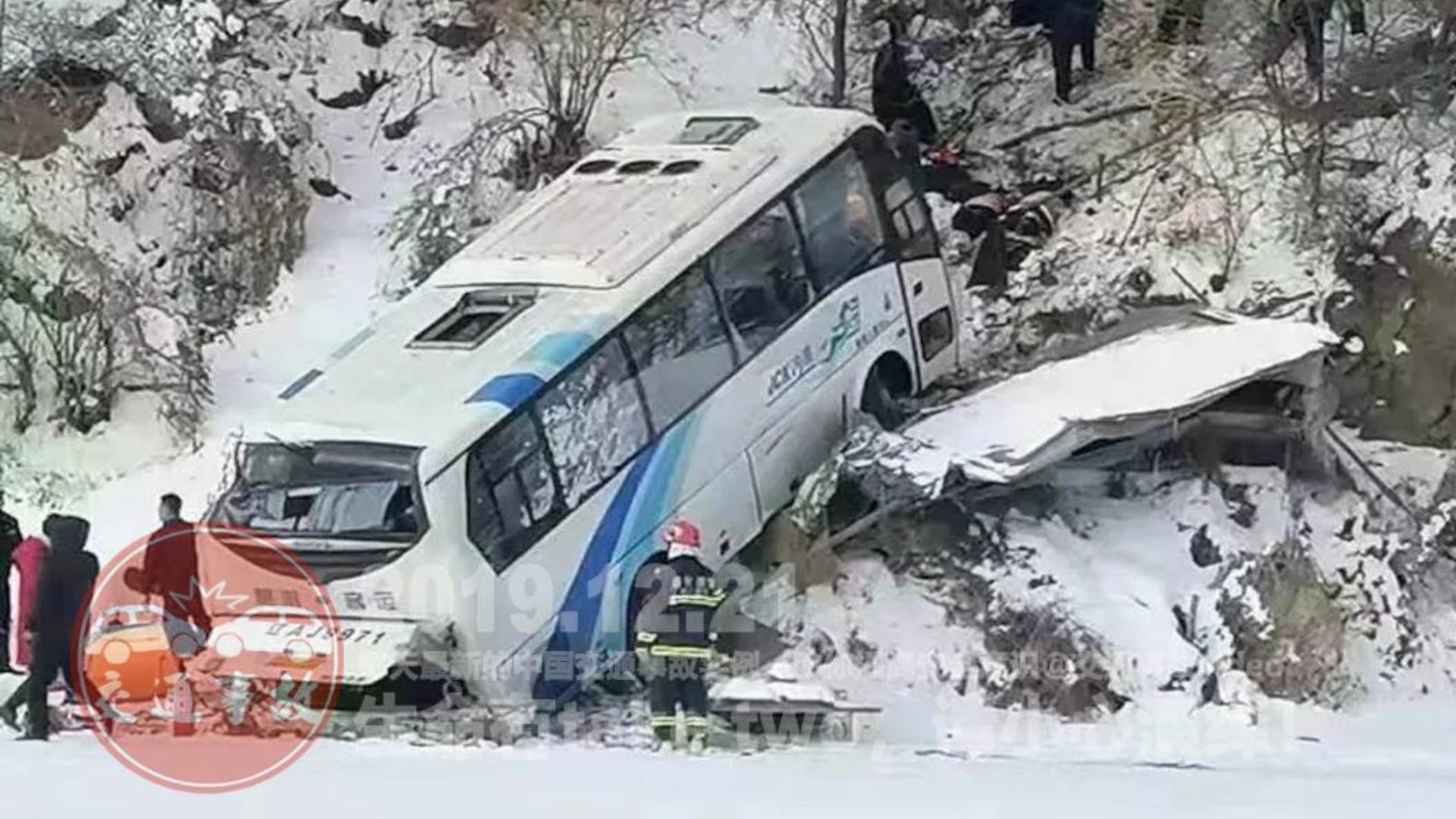 中国交通事故20191221:每天最新的车祸实例,助你提高安全意识