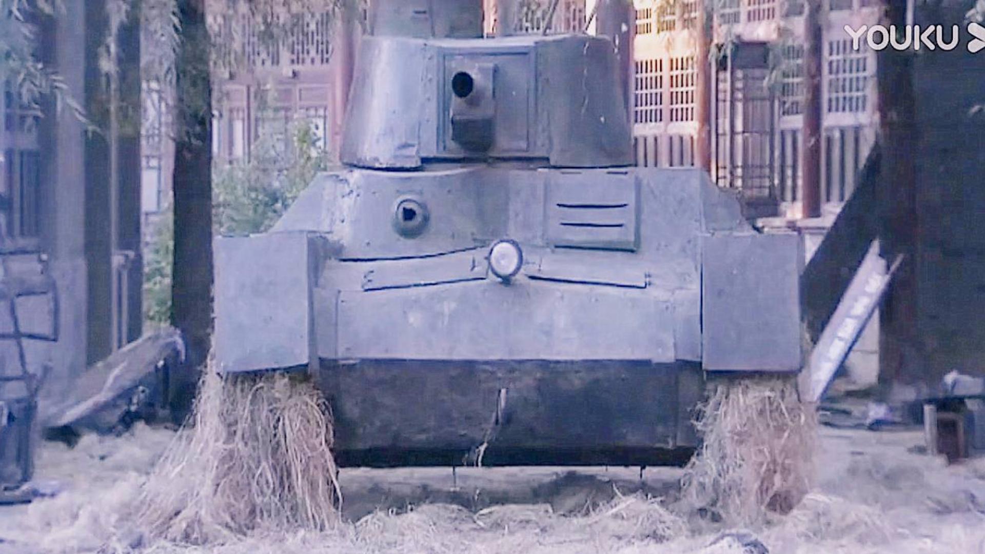 【抗日蕉易·第128期】反坦克麻线,反坦克水泥墩,还有一炮一辆坦克