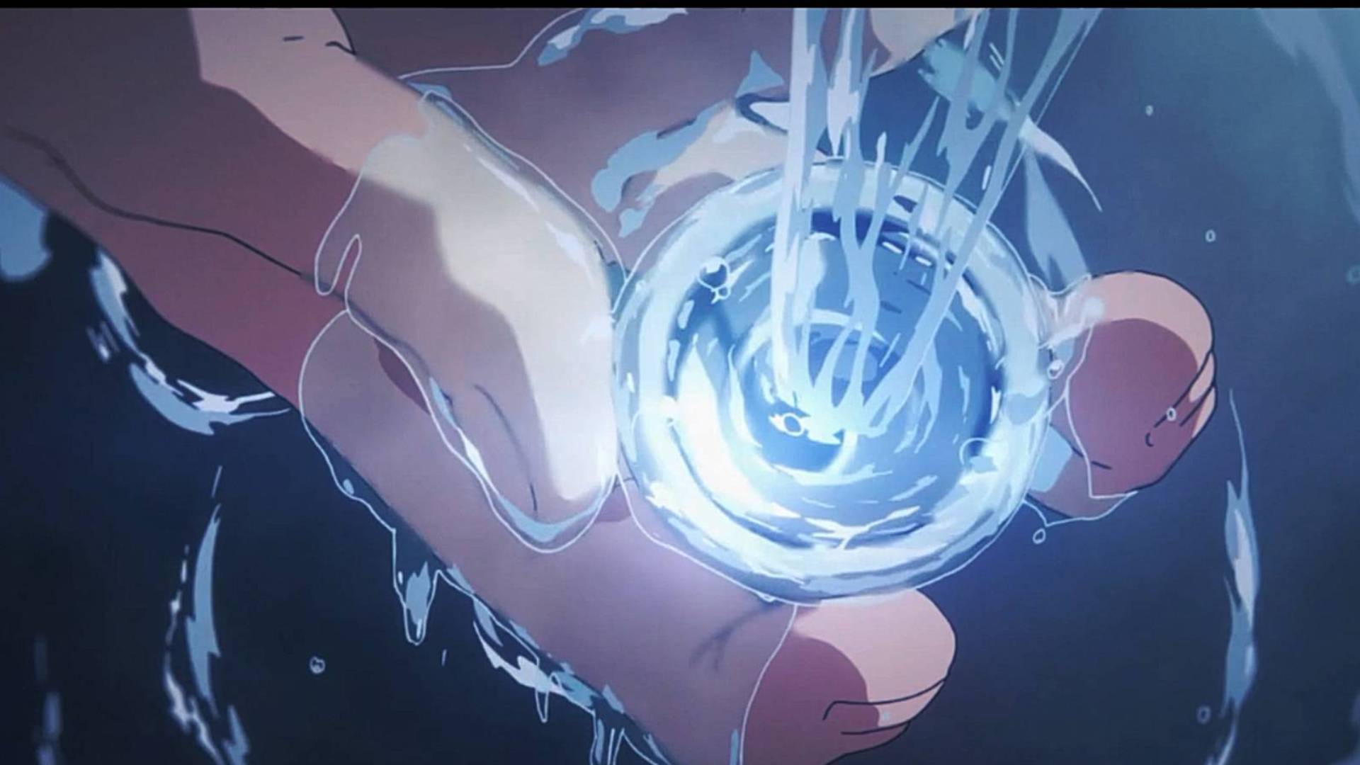 【极限画质】这光,这水,这天,我先死为敬