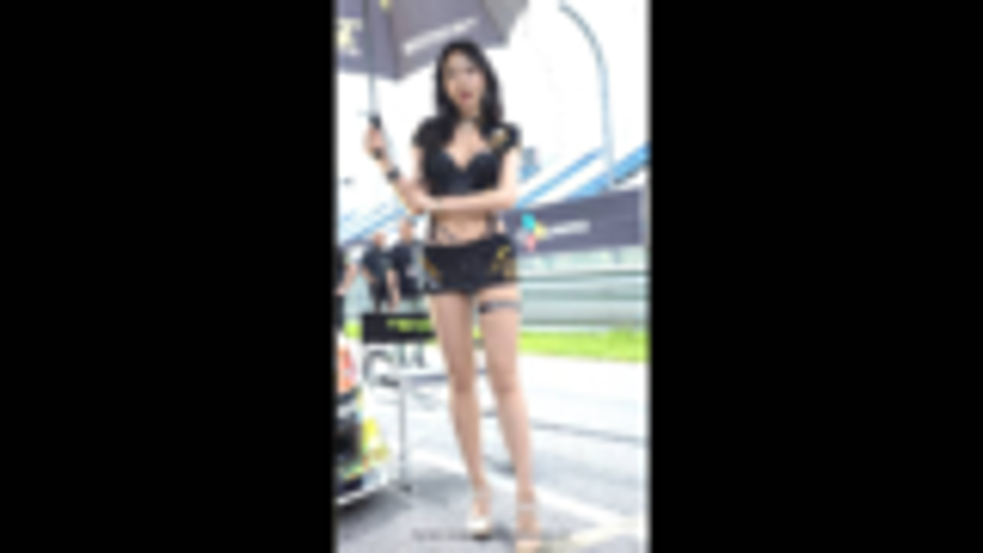 2019年超级赛车锦标赛 赛车女郎 - 김다나[Kim Dana]