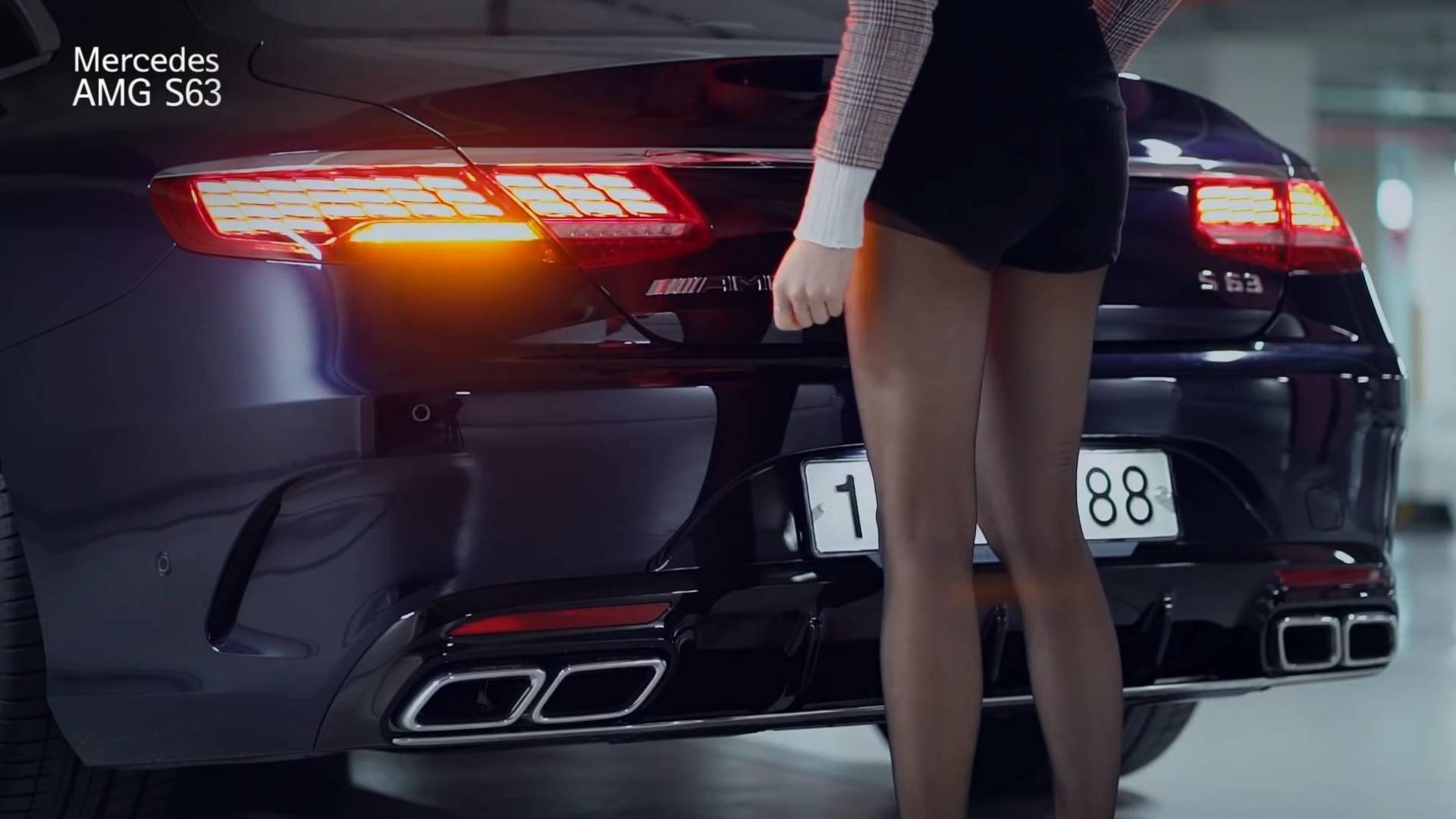 要车还是要人?奔驰AMG - S63 听音版