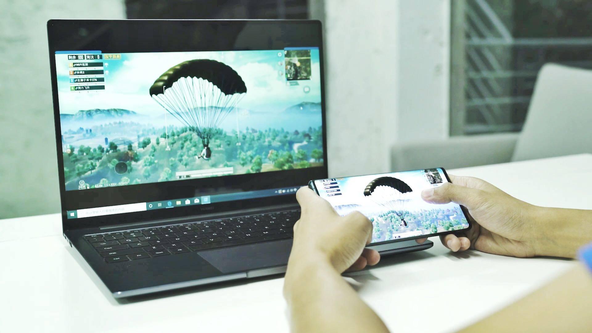 华为 Mate30 Pro 5G 游戏体验: 解锁 5G 时代新玩法