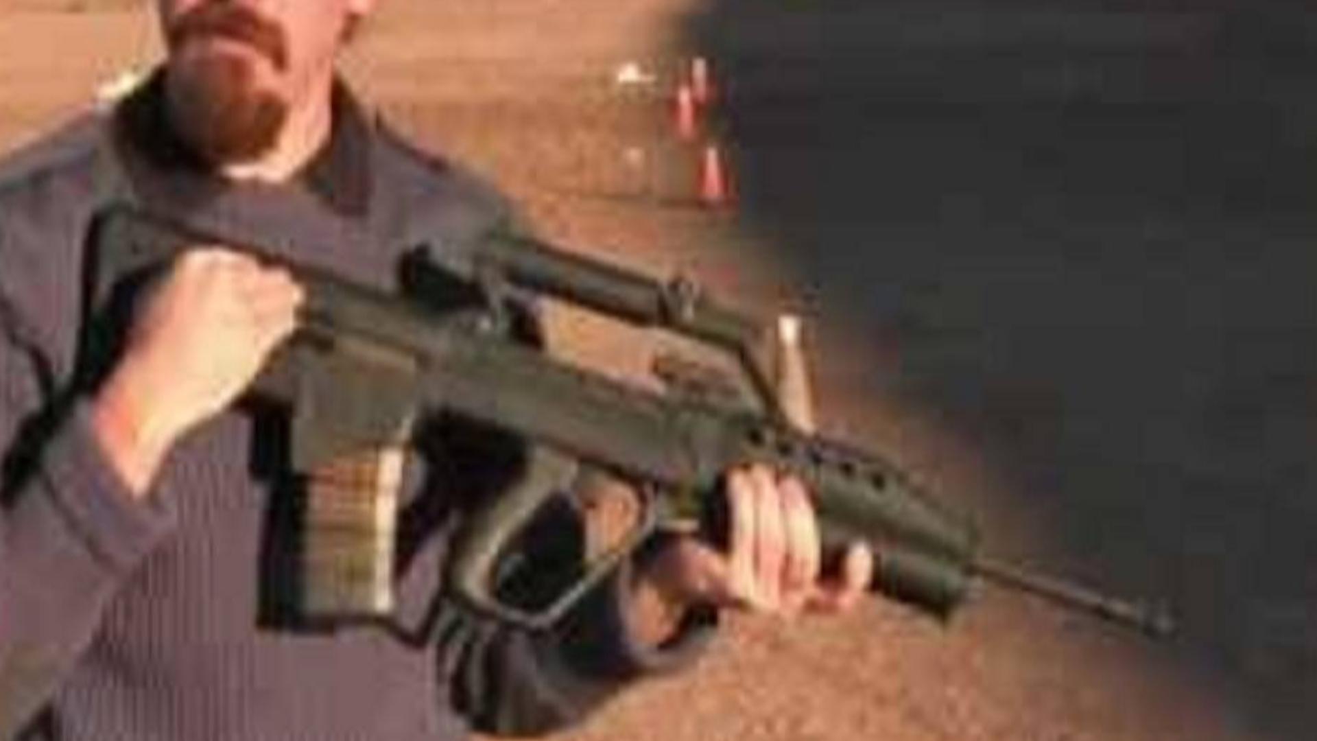 【搬运/已加工字幕】新加坡SAR21步枪 基本介绍