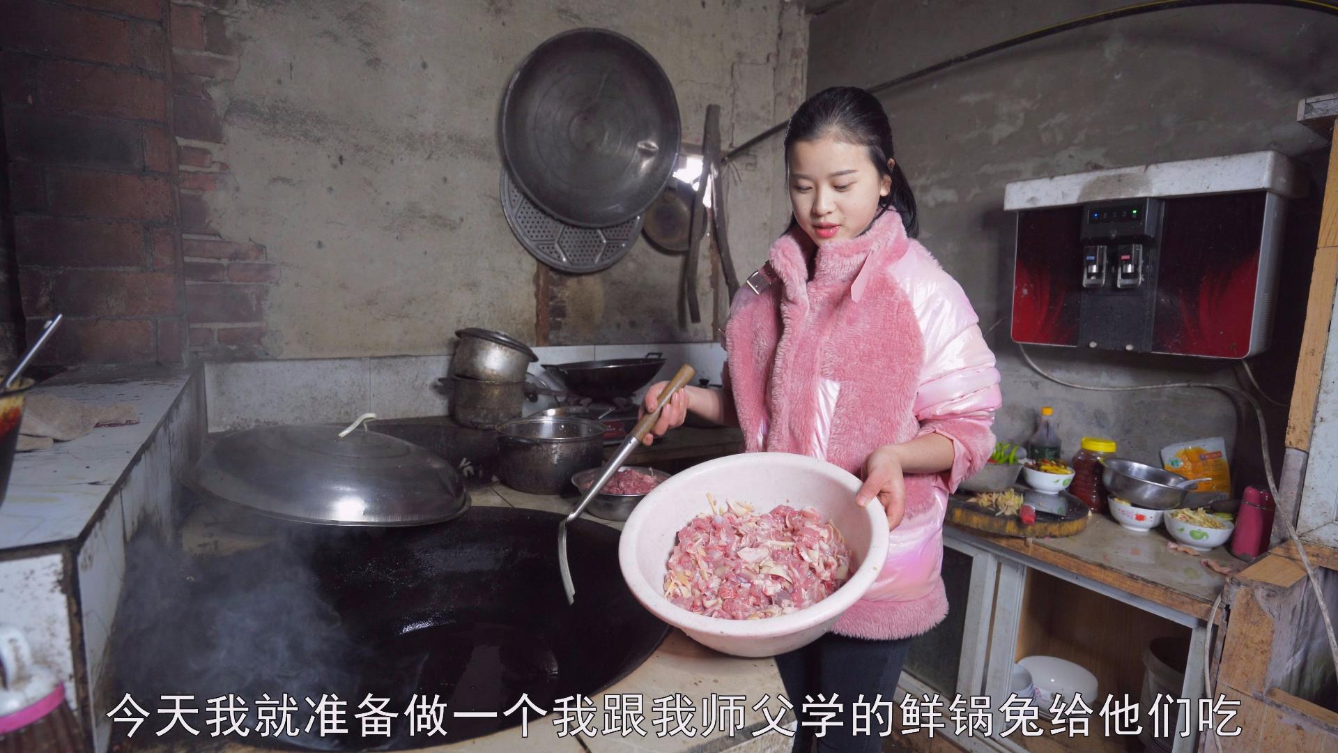 漆二娃vlog:冬至了回家给爸爸妈妈做一顿好吃的