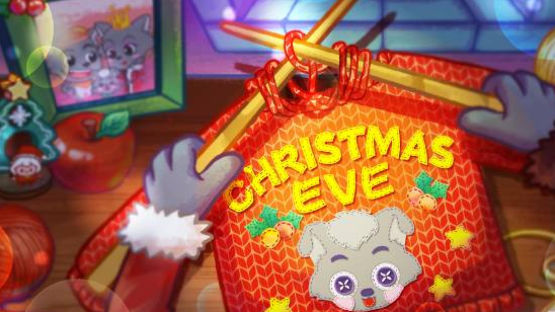 【平安夜】你的圣诞礼物,竟然是来自.....