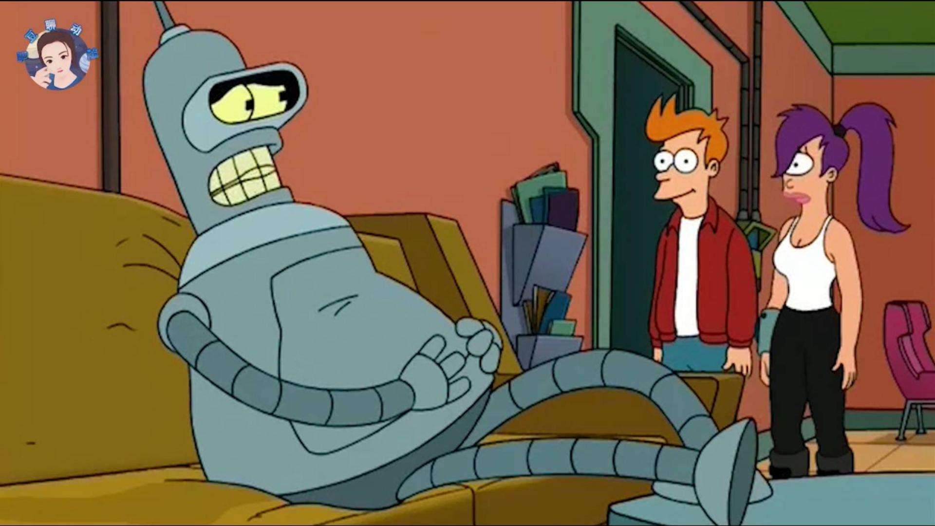 【毛豆】机器人班德怀孕了,在朋友的帮助下顺利生产!《飞出个未来》