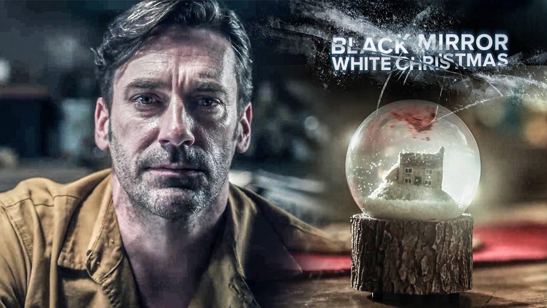 """【墨菲】《黑镜·白色圣诞节》:""""科技""""下的骗局,白雪下的""""黑暗"""""""