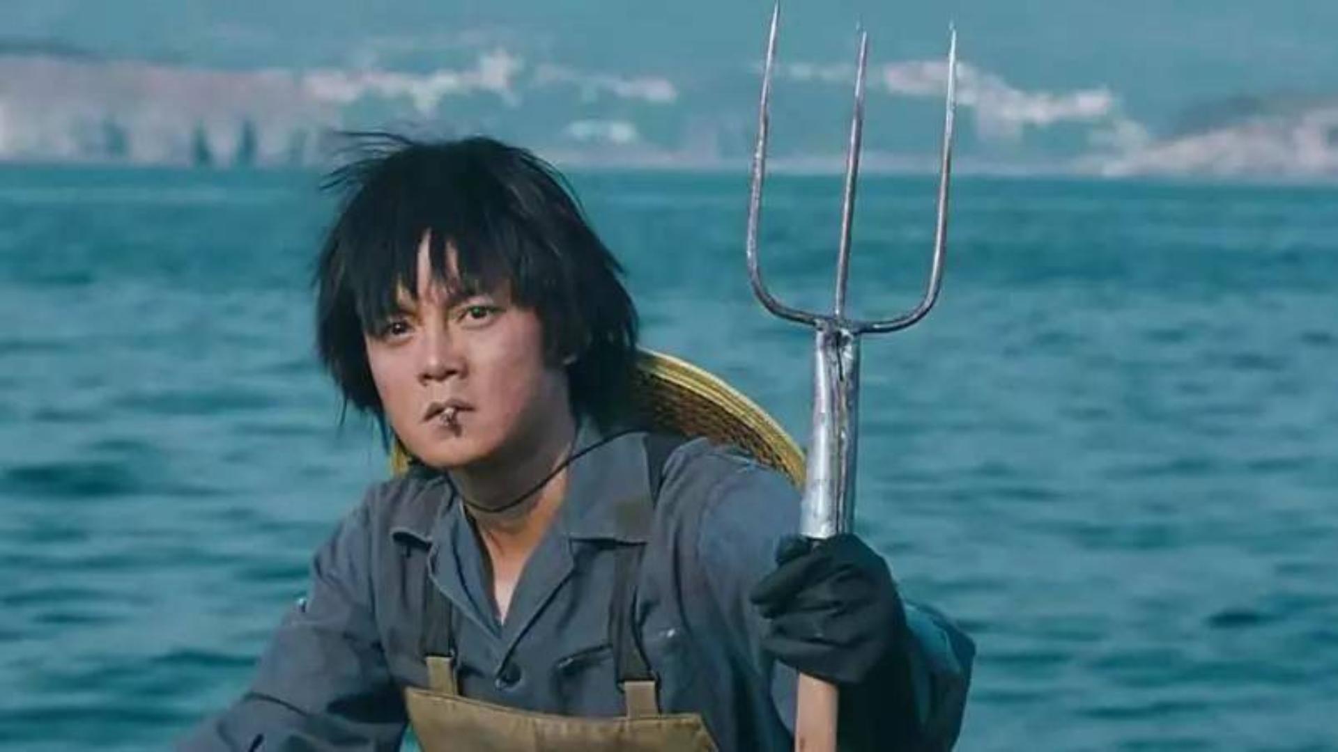 一看见潮汐海灵,我就想起一剪梅