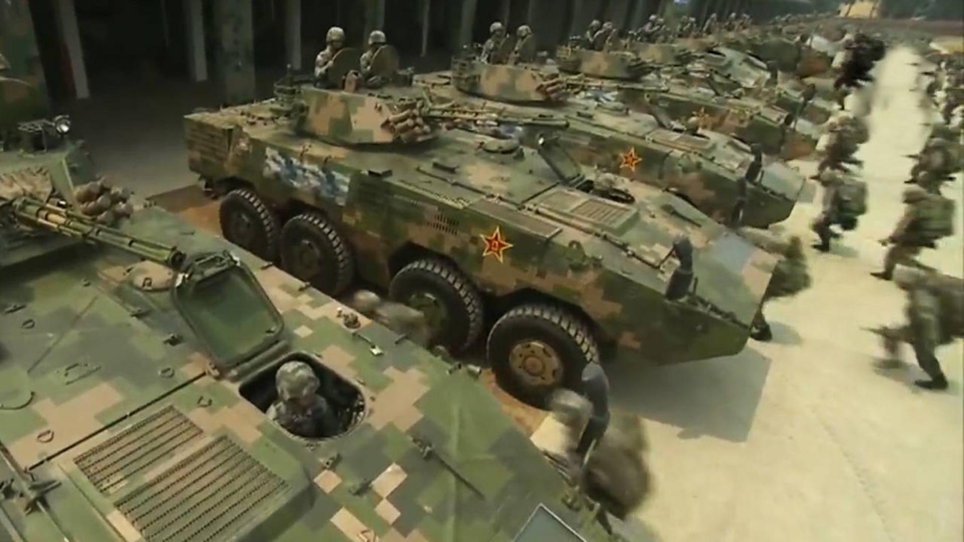 """揭秘解放军""""任务营"""",一支随时能打仗的部队"""