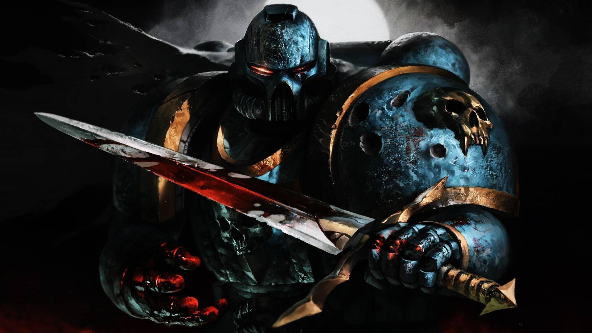 【达奇】打穿银河!至死方休的超级军团是如何诞生的? 《战锤40K》背后的故事