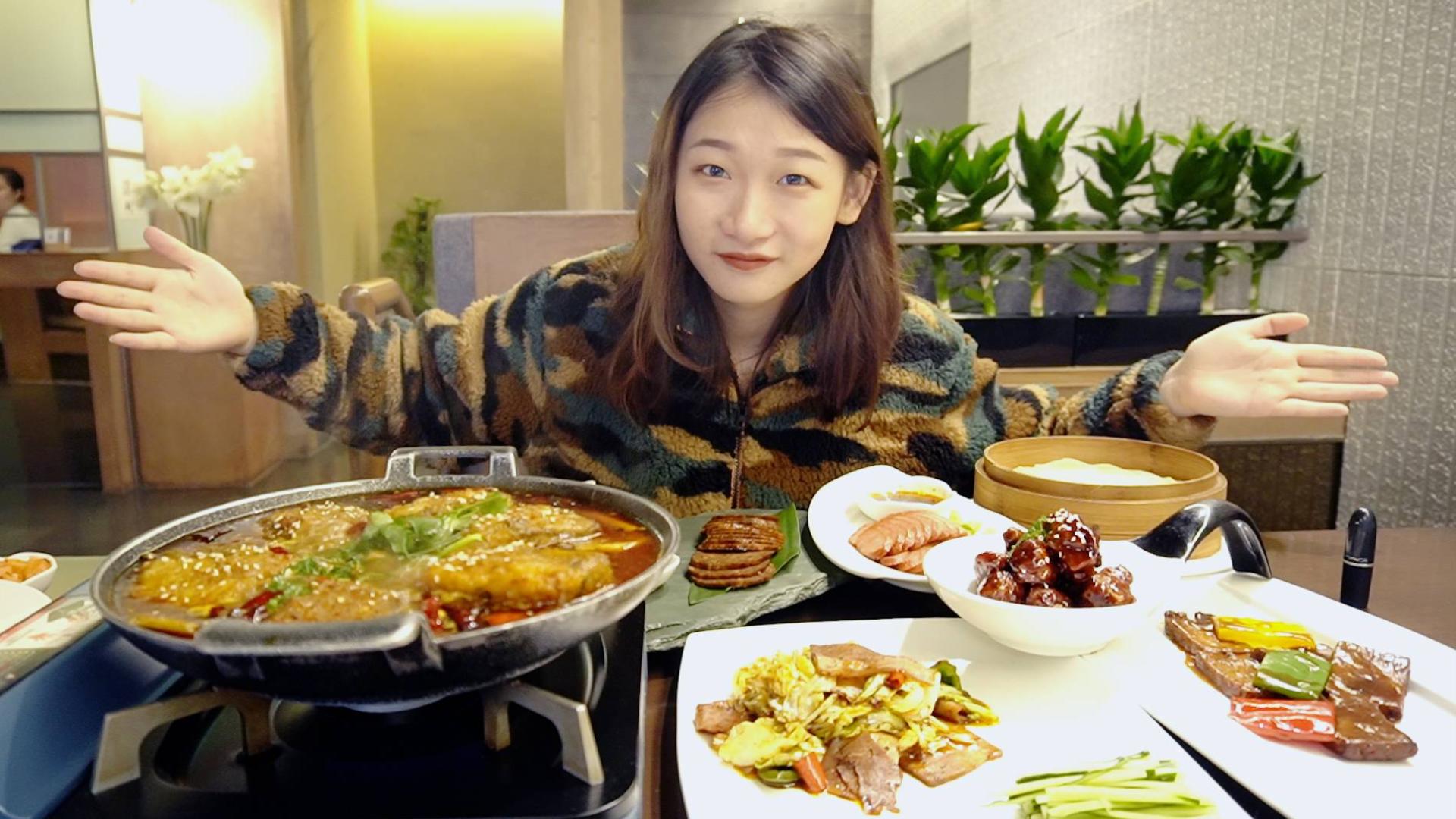 中国式人造肉味道怎么样?居然还做出了糖醋排骨!