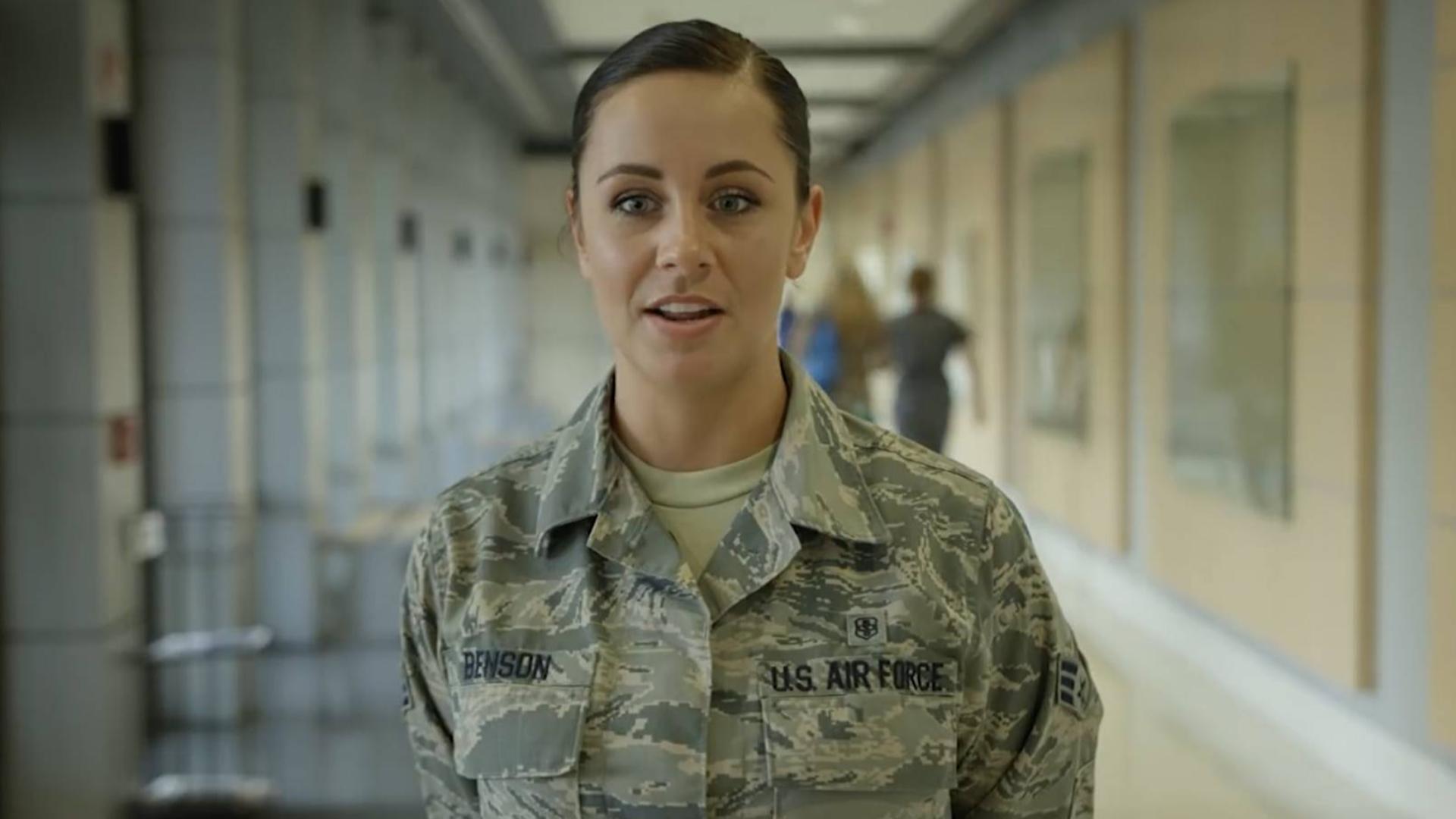 【凯申搬运】USAF随机采访:新兵训练苦吗?
