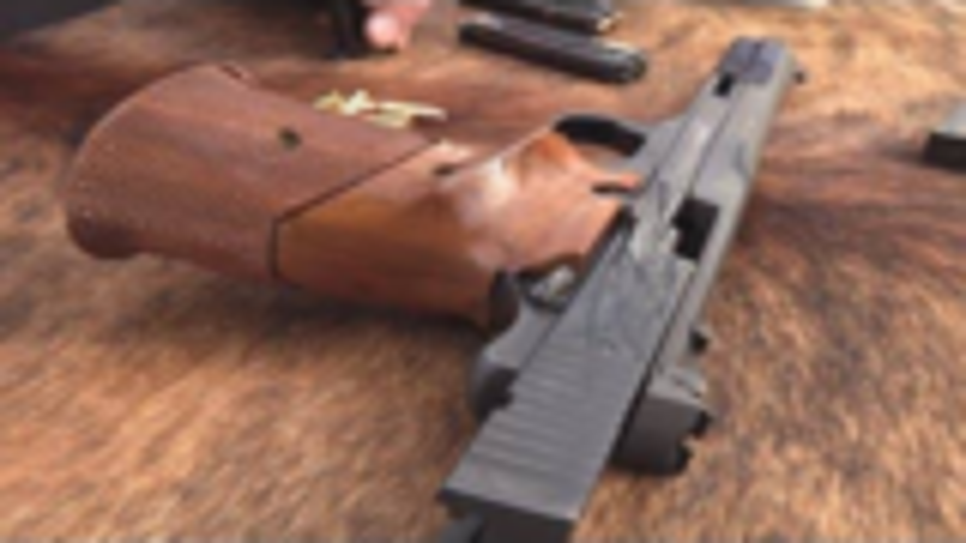 [hickok45]史密斯威森M41手枪30周年纪念款